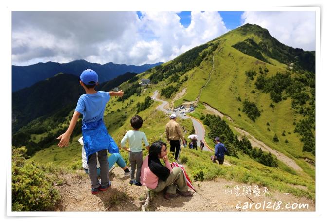 [南投]石門山~最容易到達的百岳