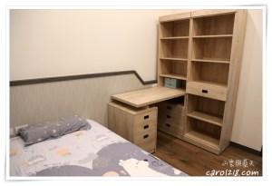 網站近期文章:直人木業~kelly白橡木書桌+書櫃組,多種組合可調長度彈性空間大收納強又好看