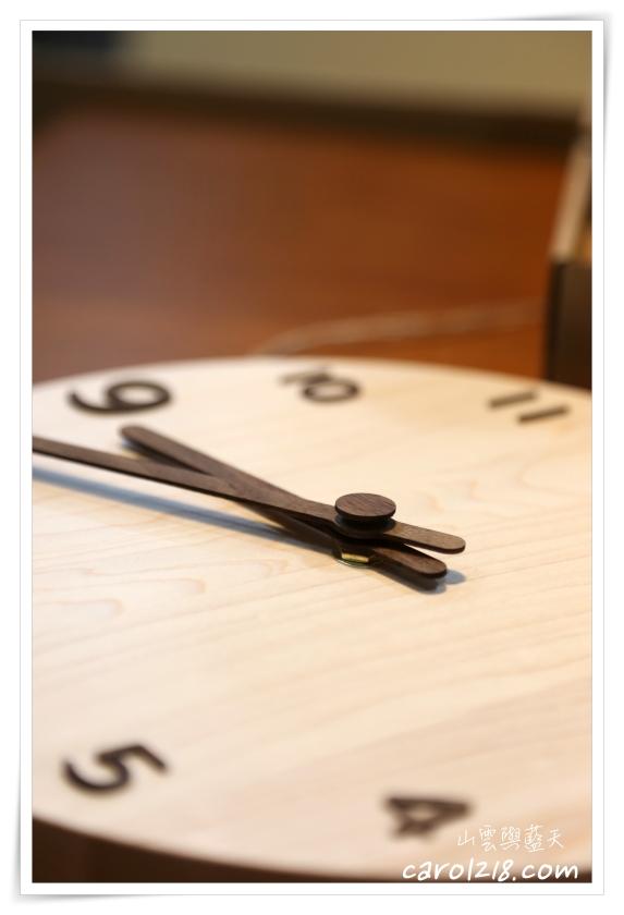 tik á,北歐風掛鐘,北歐風時鐘,原木掛鐘,原木時鐘,手工時鐘,極簡掛鐘,硬楓木時鐘,竹乙太工作室,質感時鐘