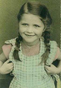 Erster Schultag 1954
