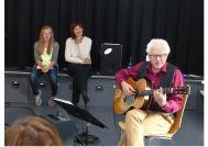 Uli Führe singt das Lied vom Spinnlein Rosetta