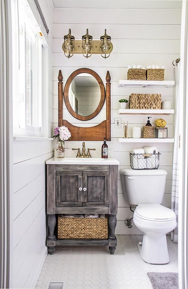 banheiro pequeno e charmoso 2