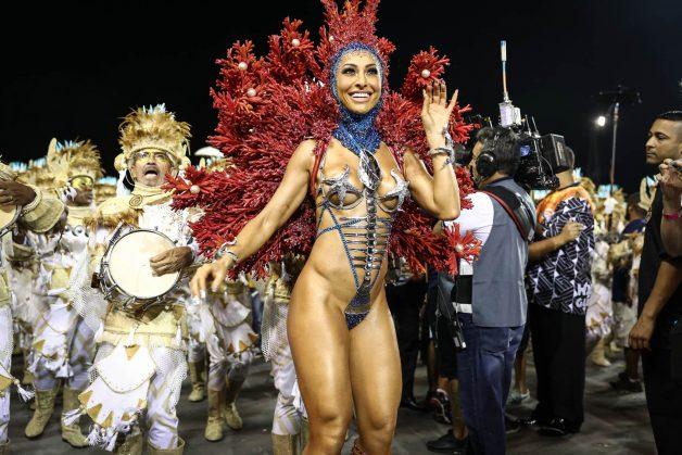 carnaval sabrina sato gavioes da fiel