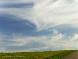 Wolkenformation (c) Carola Peters