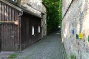 Entlang der alten Stadtmauer (c) Carola Peters