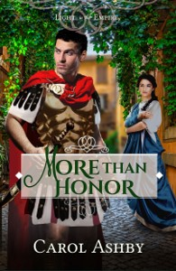 More Than Honor Carol Ashby cover