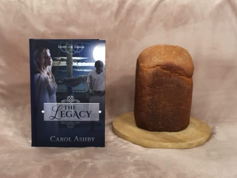 The Legacy and rosemary bread loaf
