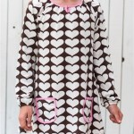 lovely hearts tunic
