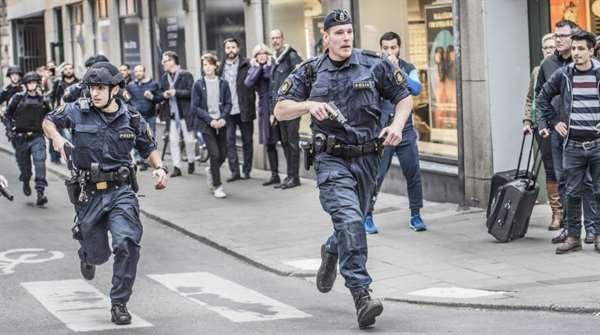 Poliser hjältar