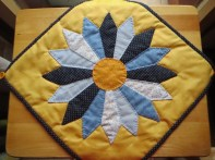 Camí taula sunflower