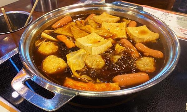 【桃園美食】兩餐桃園店 韓國年糕火鍋299吃到飽
