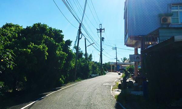 小琉球街景