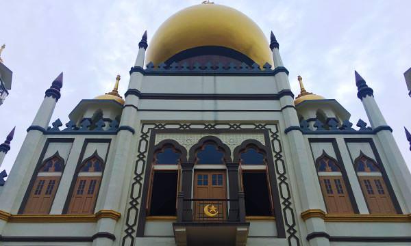 Read more about the article 【新加坡景點】蘇丹回教堂|武吉士站周邊景點