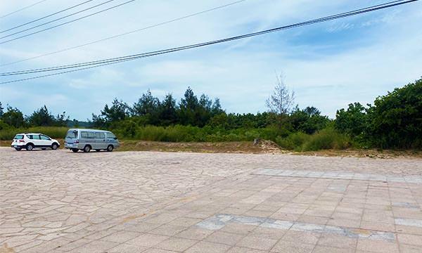 馬山觀測所停車場