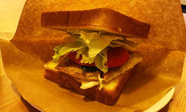 林居 三明治