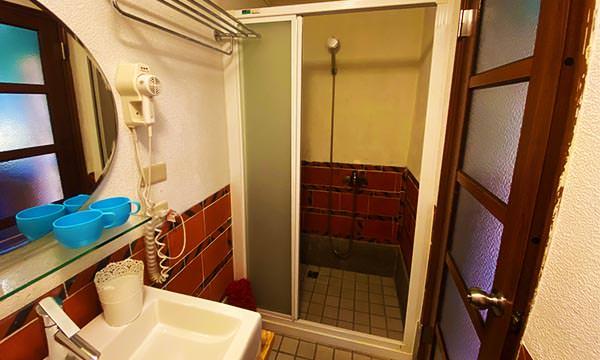 順天旅店浴室