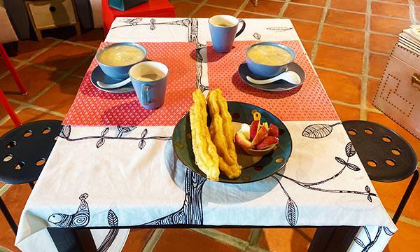 順天旅店早餐