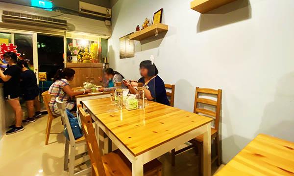 中田咖哩 用餐環境
