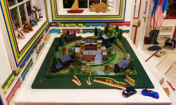 袖珍博物館 玩具