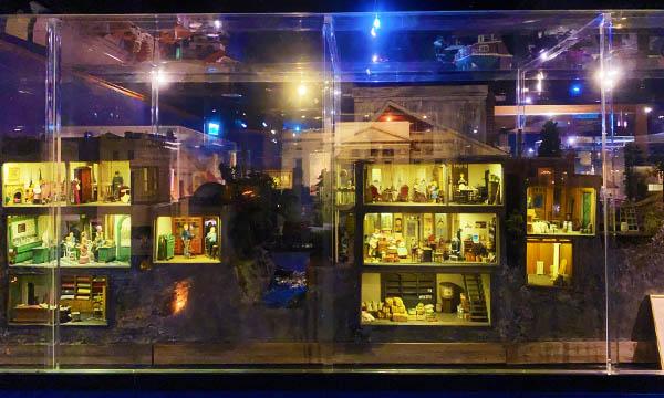 袖珍博物館 夢幻屋盒