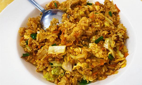 金魚水手作坊 炒飯