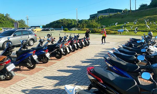 北海坑道停車場