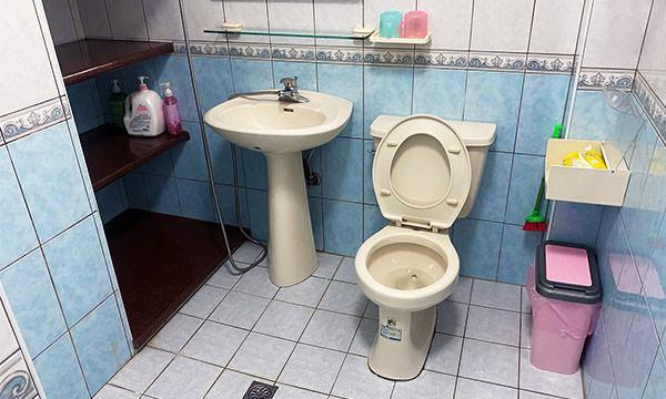 溫馨民宿 浴室