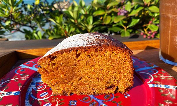 芹沃咖啡烘焙館 布朗尼蛋糕