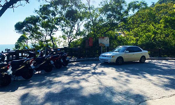 鐵堡 停車場