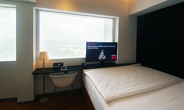世民酒店房間設備