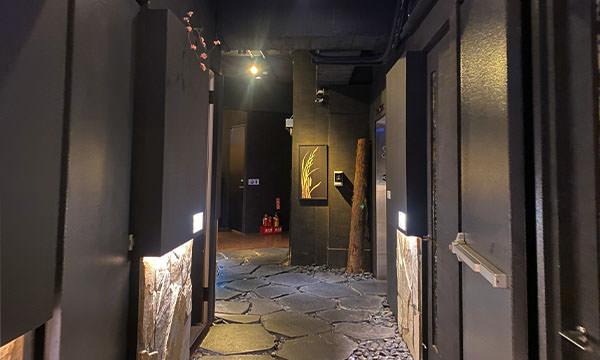 身體按摩區走廊