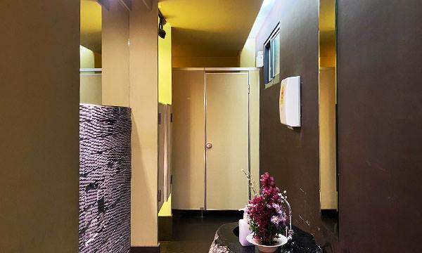 太原養生會館 廁所