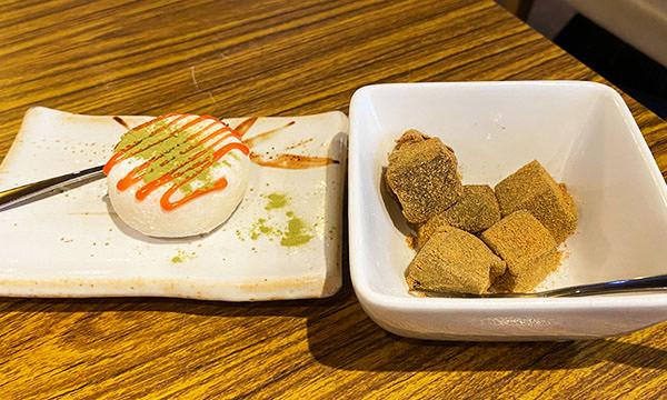 赤神日式豬排 甜點