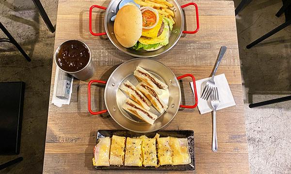 【新北美食】食月午日 三重店 巷弄內高CP值早午餐
