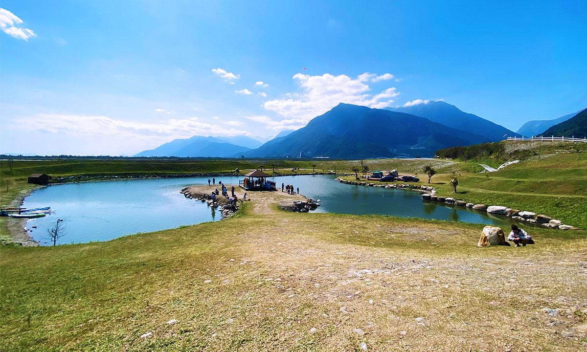 【花蓮景點】崇德瑩農場 擁有大草原的台版紐西蘭