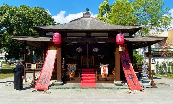 慶修院 佛堂