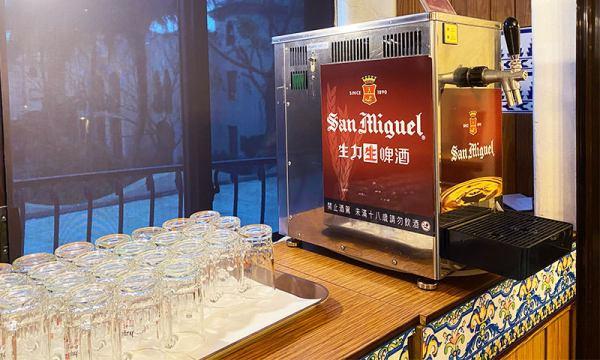理想大地晚餐生啤酒機