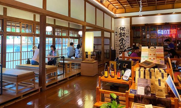 昭和J18咖啡廳內部