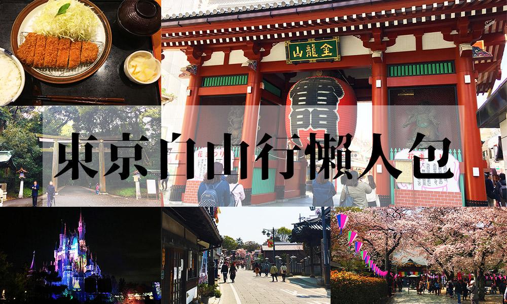 Read more about the article 【東京自由行】五天四夜行程、景點、美食、住宿推薦