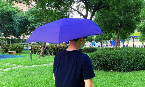 雨傘王極度輕 抗紫外線