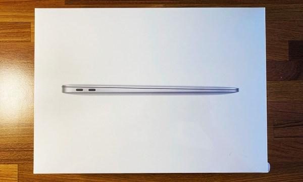 MacBook Air 銀色