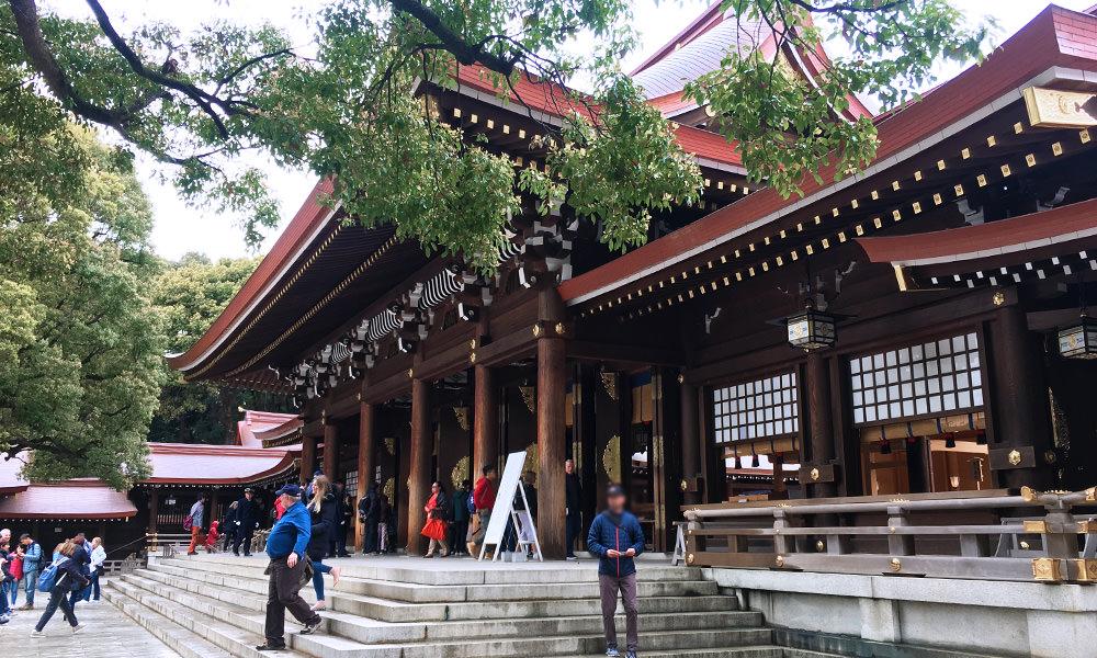 【東京景點】明治神宮|東京必訪景點!都市中的綠地