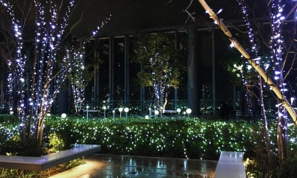 阿倍野展望台 空中花園