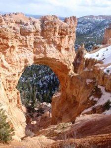 Bryce Canyon, Utah - Arch