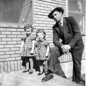 Ready for church - 1951