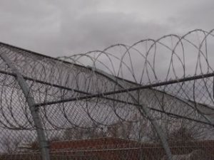 Razor Wire, Iowa Women's Correctional Institution