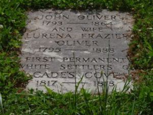 The first settlers in Cades Cove