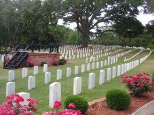 Wilmington National Cemetery
