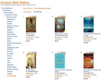Go Away Home - Amazon Best Seller