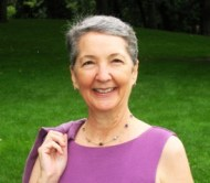 """Laurie Buchanan, author of """"Note to Self"""""""
